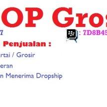 Logo HK Shop Grosir