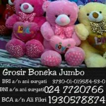 grosir boneka anne shop