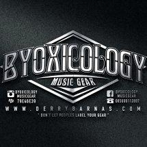 BYOXICOLOGY MUSICGEAR