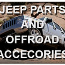 Spare Part Jeep