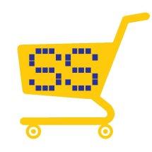 Logo Sederhana Shop