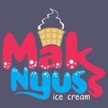 maknyus ice cream smg