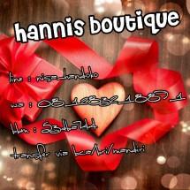 hannis boutique