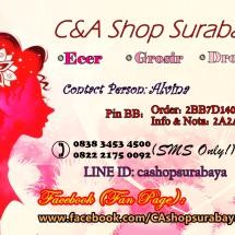C&A Shop Surabaya