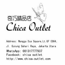 chica outlet ( wedding )