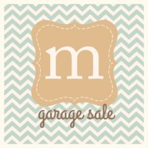 M Garage Sale id