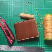 indo leather wallet