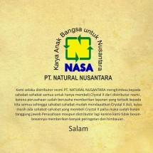 GERAI NASA