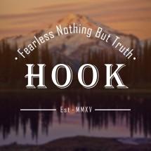 Hook apparel