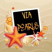 VIA PEARLS Logo