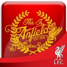 THIS IS ANFIELD.Os