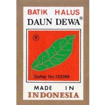 Batik Daun Dewa