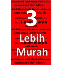 TOKO TIGA LEBIH MURAH