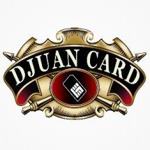 Logo Djuan Card