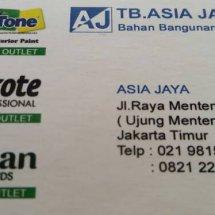 Asia Jaya TB Logo