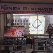 Logo New Generation