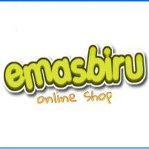 Logo emasbiru