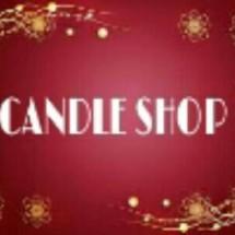 candle shop Logo