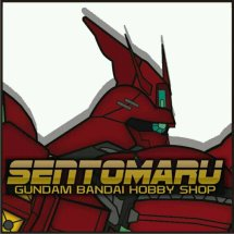 Sentomaru Gundam Toys
