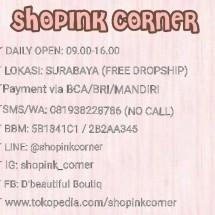 Shopink Corner