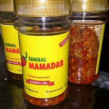 sambal mamadar