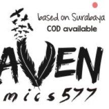 Raven Comics 577