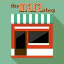 Logo The Mara Shop