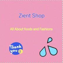 Logo Zienth Shop