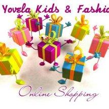 Logo Yovela Kids & Fashion