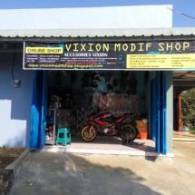 vixion modif shop