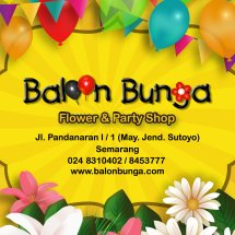 Balon Bunga
