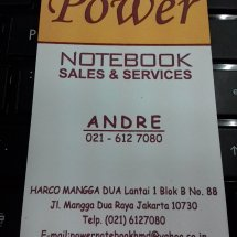 Power Notebook