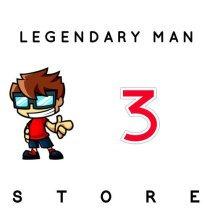 LEGENDARY MAN STORE 3