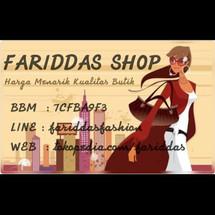 fariddas shop