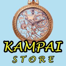 Logo KAMPAI STORE WATCH