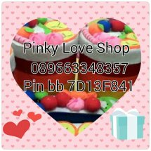 Logo Pinky Love shop