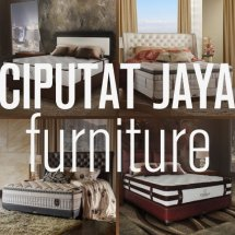 Logo Ciputat Jaya Furniture