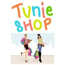 Logo Tunie Shop