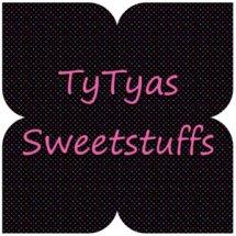 Logo Tytyas Sweetstuffs