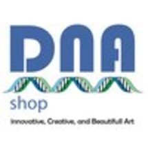 DNA Lukisan Digital