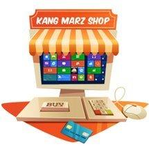 Kang Marz Shop Logo