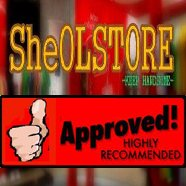 Logo SheOLSTORE
