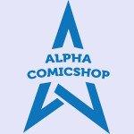 Logo Alphacomicshop