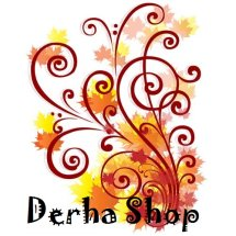 Logo Derha Shop