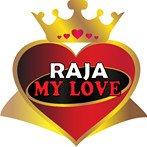 Logo Raja My Love