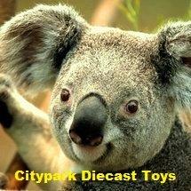 Logo Citipark Diecast