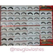 New Glow Lashes