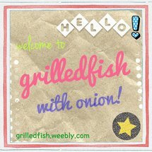 Grilledfish with Onion