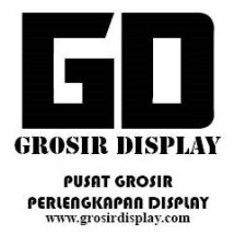Logo Grosir Display