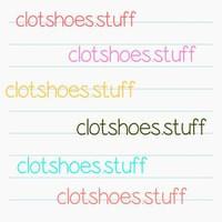 clotshoes.stuff